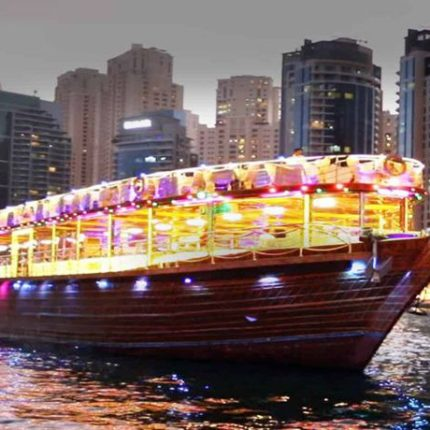 basic-dhow-cruise-marina-dinner-package